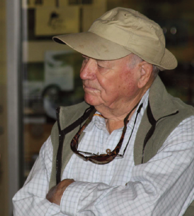 News: Q & A with fly-fishing expert Lefty Kreh
