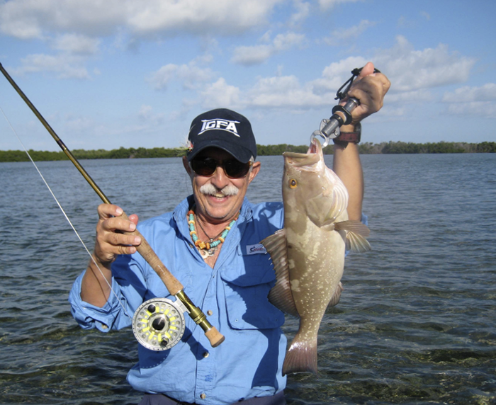Feature: Dragging the Line for Snappers and Groupers; depth without guilt