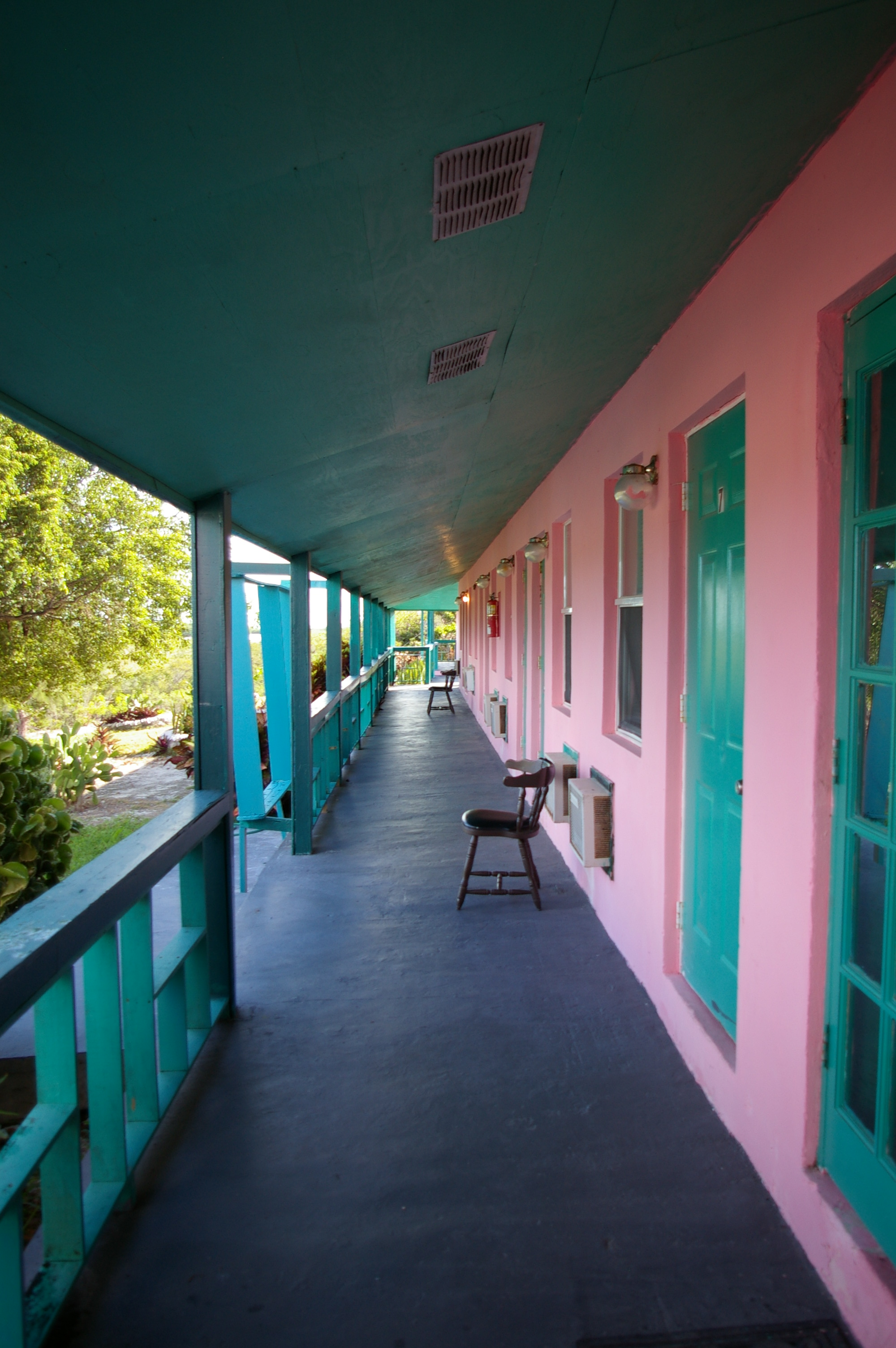 Destination: What a deal; Tranquility Hill Lodge, North Andros, Bahamas!