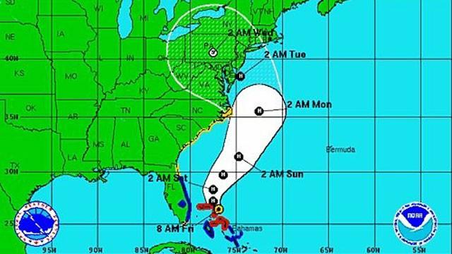 News: Hurricane Sandy has huge impact on fishing