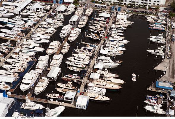 News: Following a squally beginning, the Fort Lauderdale