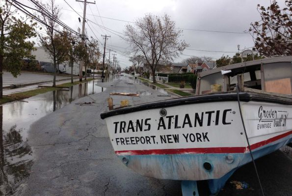 News: Fishing community hit hard by Hurricane Sandy