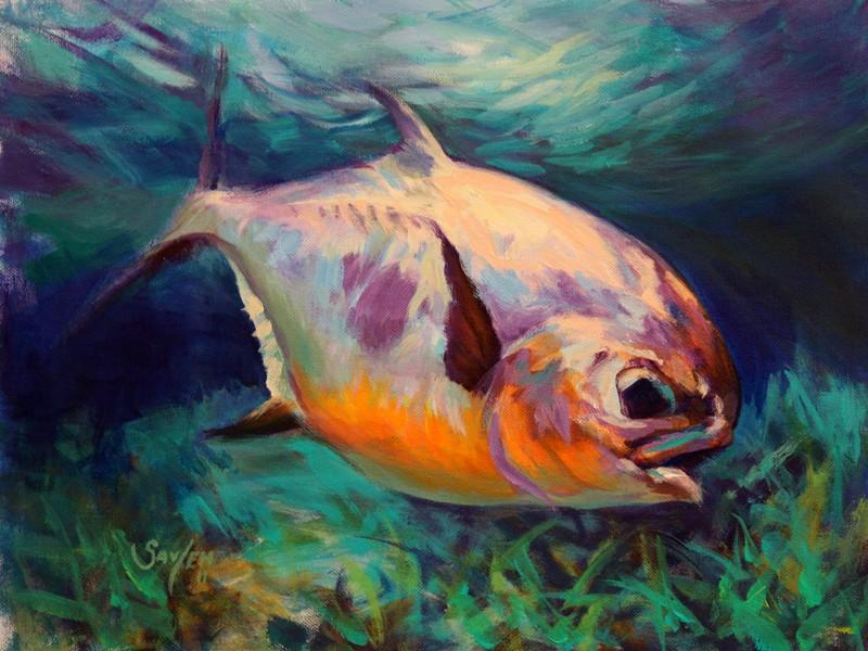 Friday Fish Frame