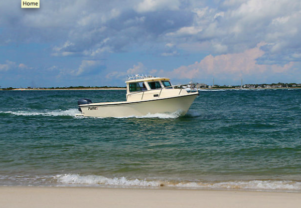 One of many Parker boat models.
