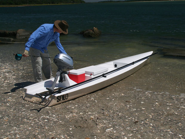 Review: Is The New Hybrid Micro skiff The Greatest? Fly Life - 620x465 ...