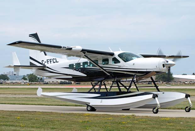 Cessna Caravan Amphibian. Photo courtesy of Cessna