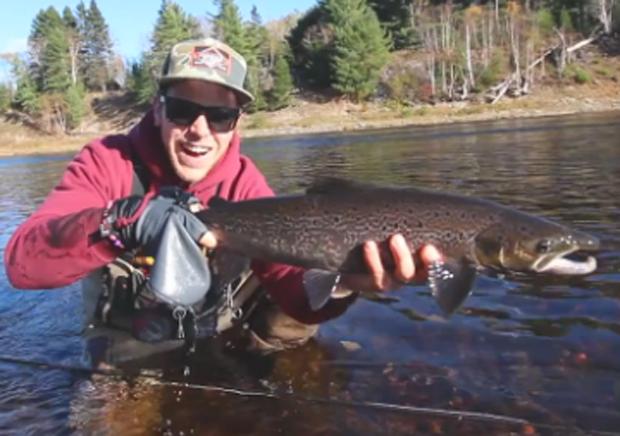 Video: Miramichi Atlantic Salmon. Wish you were there?