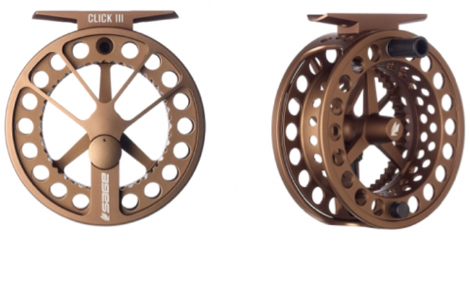 Monday Gear Review: Sage Click Series Reel