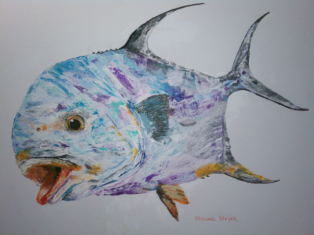 Friday Fish Frame: Michael Meyer