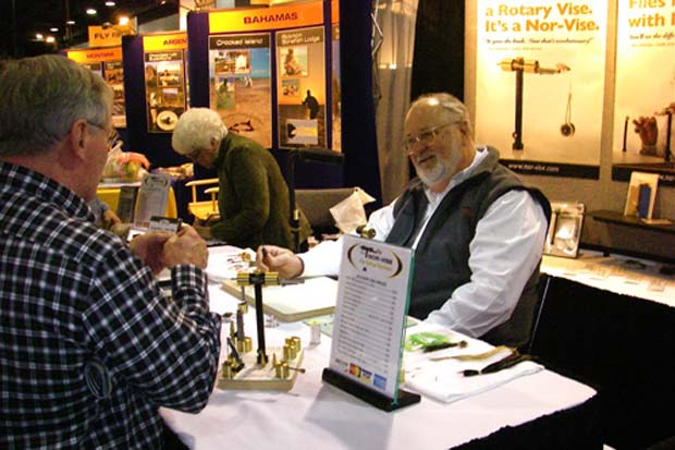 Reminder: The Fly Fishing Show this week in CA