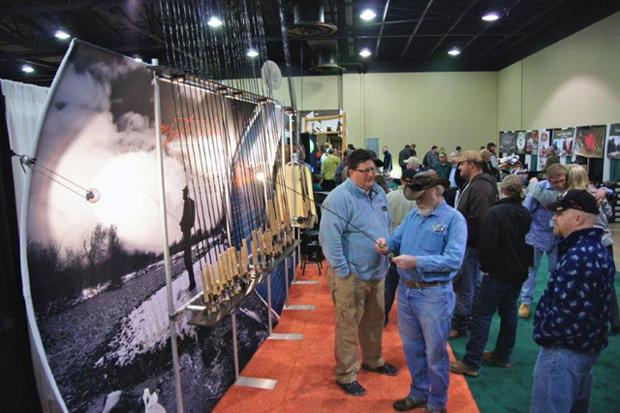 Reminder: The Fly Fishing Show Schedule this month