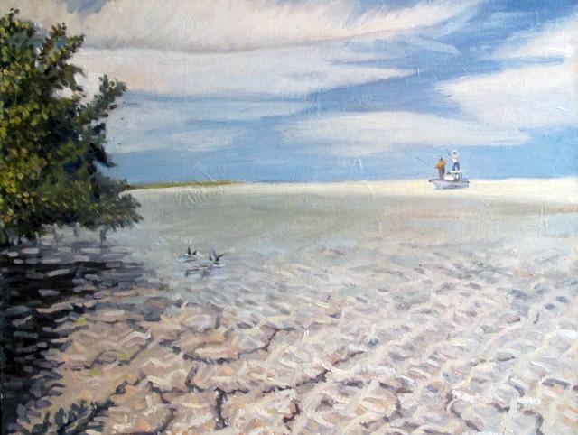 Friday Fish Frame: The paintings of Bob Sullivan