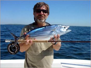 ORVIS' Tom Rosenbauer. Photo credit Saltwater Angler.