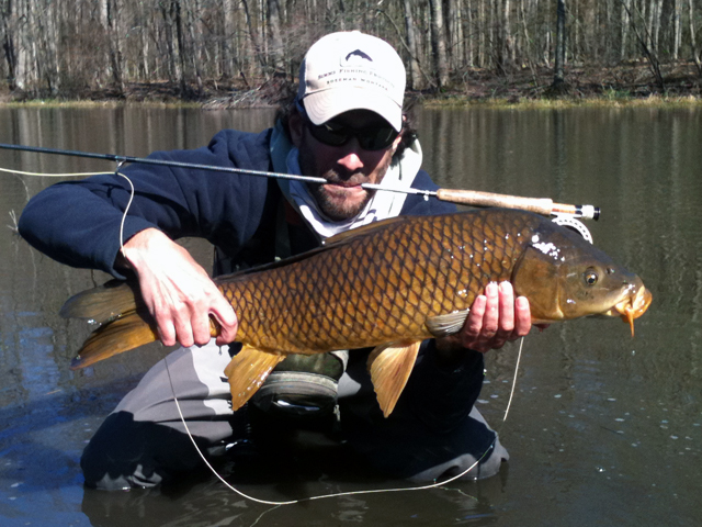 Of Interest: Fly fishing for carp a 'berry' good time