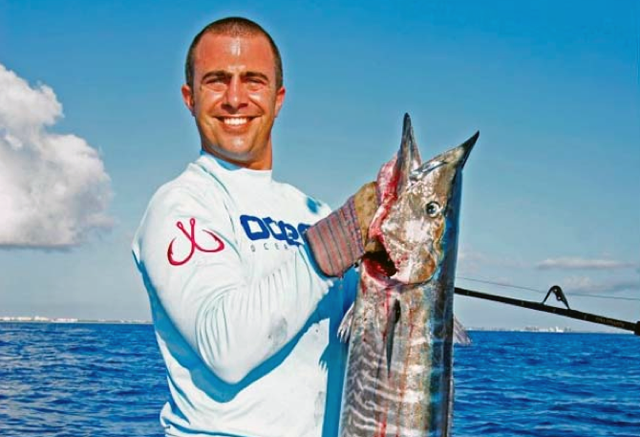 Feature Story: What a wahoo day of fly fishing it was
