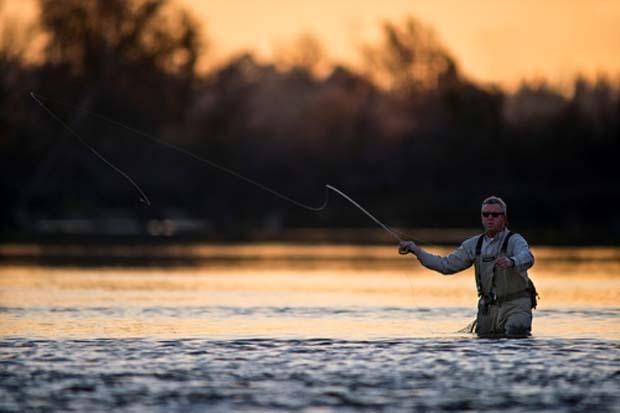 Video a true watershed moment for a restoration program for San joaquin river fishing