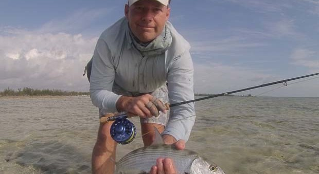 Fish Facts: Albula vulpes, the flats ghost is hard to catch
