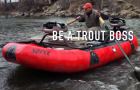 Industry News/Video: Cortland Trout Boss fly line