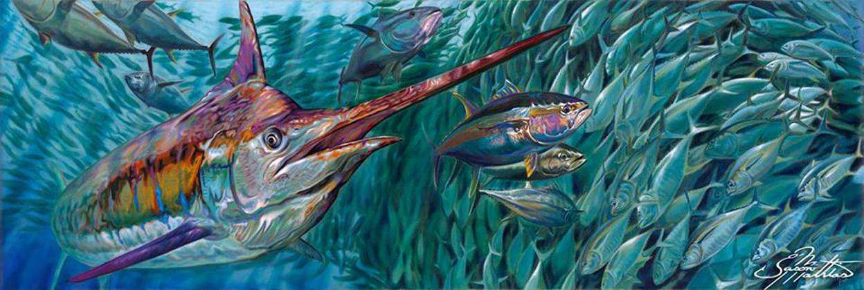 Friday Fish Frame: Jason Mathias