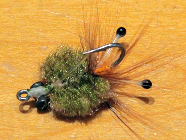 At the Vise: Borski's Critter Crab