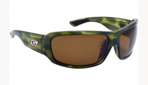 Alpine polarized sunglasses from Guideline Eyegear.