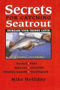 Spotted seatrout are a favorite game fish for coastal anglers from Virginia to Texas