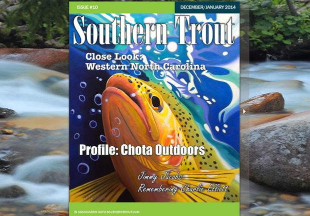 Industry News: Stonefly Press and Southern Trout to cohabit
