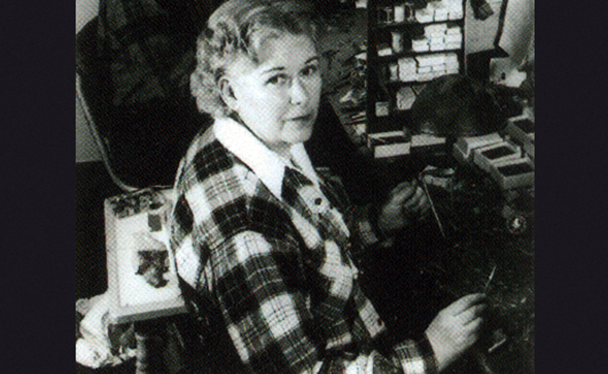 The Series: Important Women in the History of Fly Fishing; Elsie Bivens Darbee