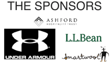 Cast for Recovery sponsors.