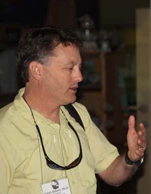 Aaron Adams of Bonefish & Tarpon Trust.