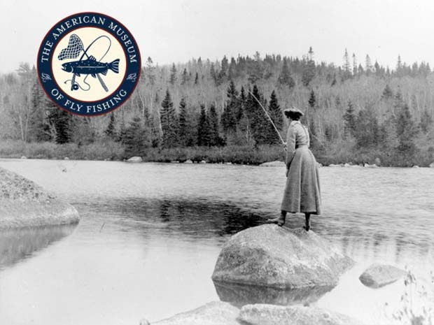 The series important women in the history of fly fishing for History of fishing