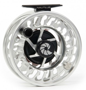 Nautilus NV Monster (12-weight) is designed for a lifetime of big game pursuits. All Nautilus NV reels are the best reels money can buy. photo provided by Nautilus Reels.