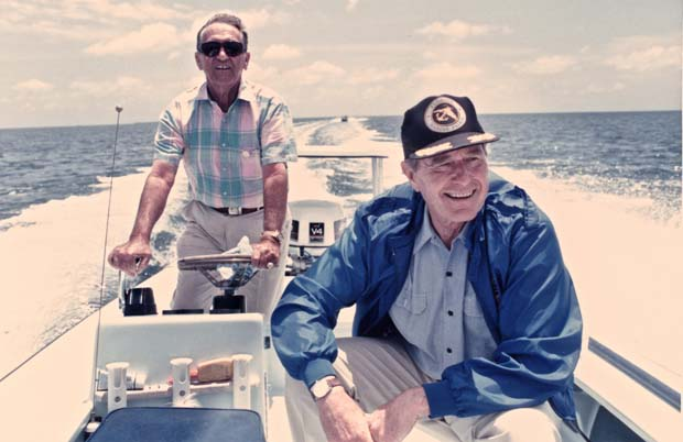 Tribute: George Hommell's Florida Keys spirit lives on
