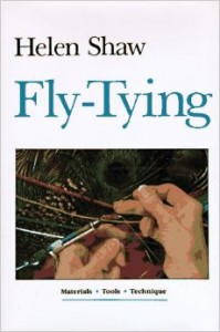 Helen Shaw was the first woman to publish a fly tying book.