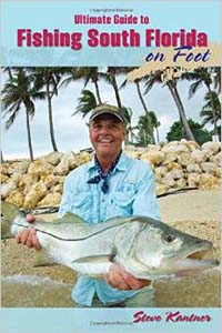 Author Steve Kantner covers ALL of South Florida fishing on foot. See book here.