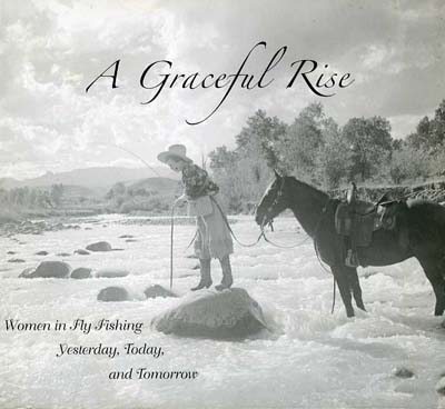 Cover of A Graceful Rise.Cap > Author Catherine E Comar's book received great reviews. The women profiled are amazing, and that alone makes for an interesting read. The next printing is due out shortly.