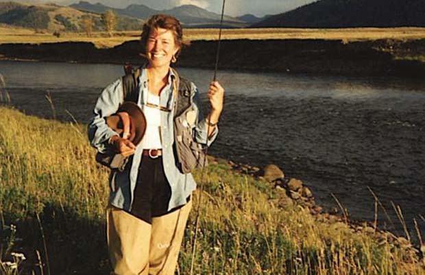The Series: Important Women in the History of Fly Fishing; Nancy Zakon