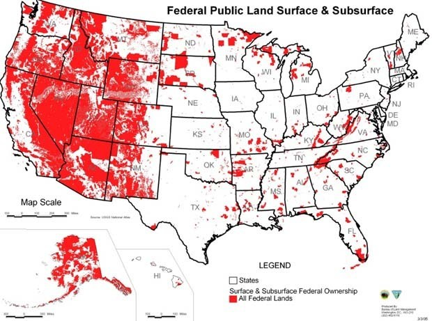 Undercurrent: Transfer of public lands to states may spell disaster