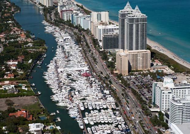 Calendar: 27th Annual Miami Boat Show Feb.12-16