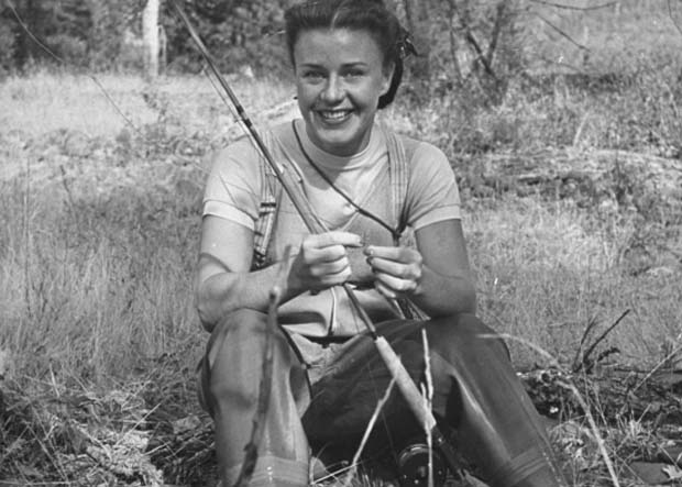 Important women in the history of fly fishing fly life for History of fishing