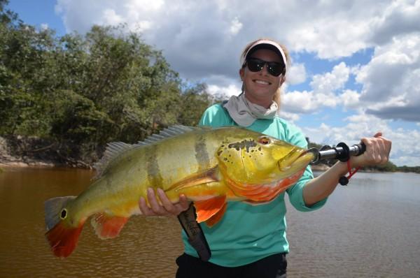 Alex Lovett-Woodsum has a diverse fishing resume.
