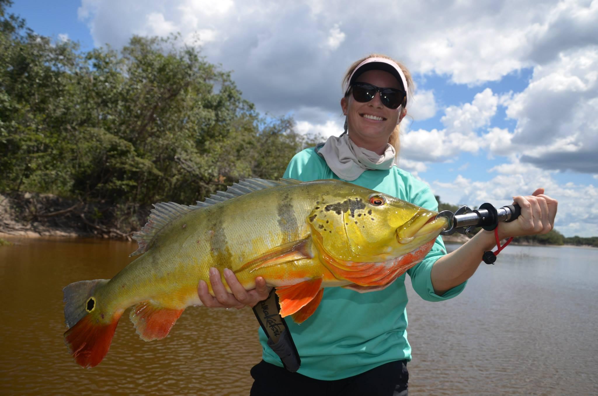 Fly girl q a alex lovett woodsum fly life magazine for Fly girl fishing charters