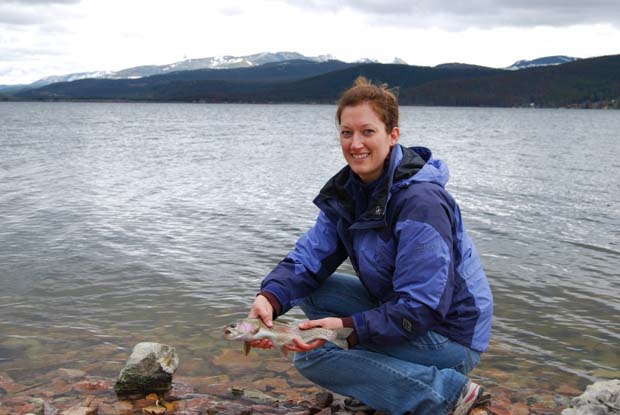 Industry News: Artist, Becca Schlaff, exhibiting at Michigan's Fly Fishing Expo