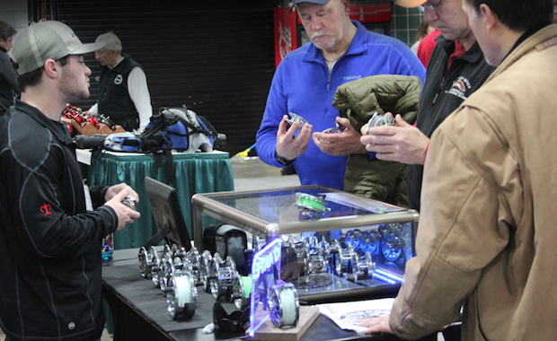 Feature: 2015 Fly Fishing Show reflections