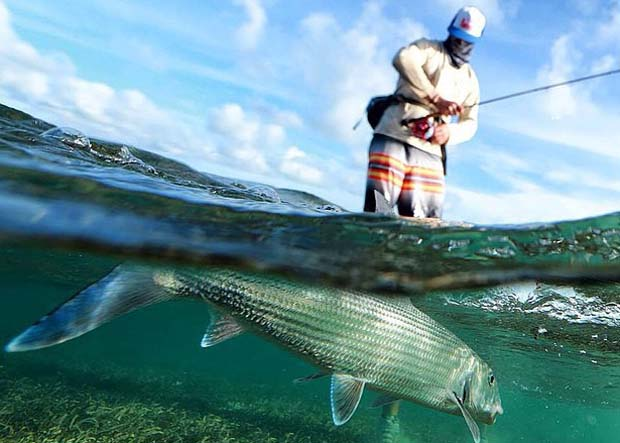 Bonefish & Tarpon Trust: Captain of the Month is Capt. Buddy Pinder