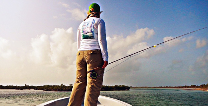 Feature Story: One angler's thoughts on managing the marine food webs