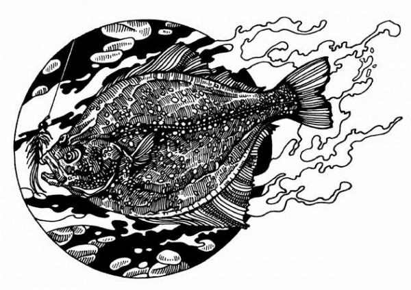 Flounder by Andrej Kyrsov.