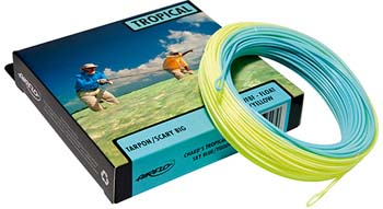 Check out Airflo's Tropical Punch Fly Line.