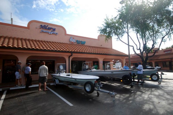 The Fly Shop of Miami  is a perfect example of first place to go to get clued in on fly rods. David Olsen is the Managing Partner. He is also a Certified Master Casting Instructor, casting tournament champion and Umpqua Commercial Fly Tyer.