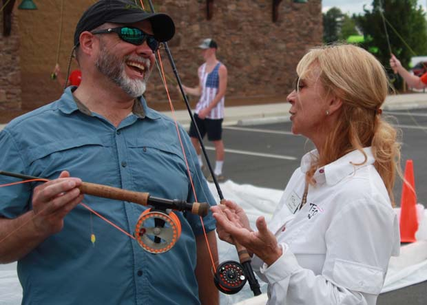 Fly Fishing School: Cabelas ushers in fly fishing in Atlanta